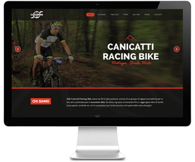 Canicatti Racing Bike